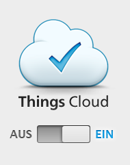 Things Cloud – seit Anfang August für alle verfügbar