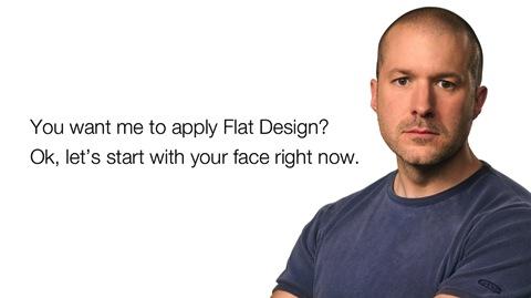 Flaches Design?