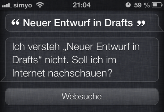 Siri, was kannst du überhaupt?